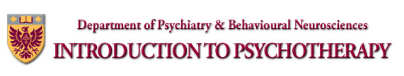 Intro to Psychotherapy banner